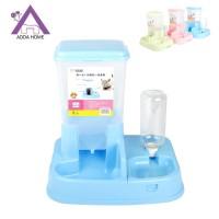 ADDA HOME - Premium Dispenser Tempat Makan dan Minum Anjing Kucing