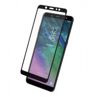 Tempered Glass Full Cover Samsung Galaxy A6 2018 / Anti Gores Kaca
