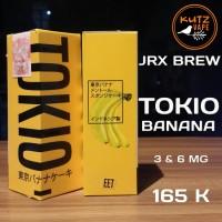TOKIO BANANA by JRX BREW - E LIQUID LOKAL - 60ML