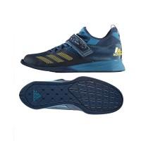 Adidas Crazy Power - BlueYellow