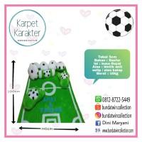 Karpet karakter sepak bola