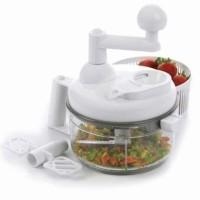 Terlaris Swift Chopper Alat Dapur Rumah Tangga Penggiling Sayur Buah