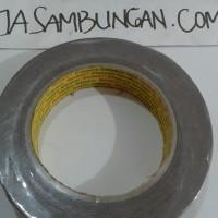 Double tape 3M AFT 5666 akrilik 1 inch isolasi bolak balik 3M 24 mm