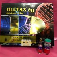 Glutax-5G Biru Blue New Packaging
