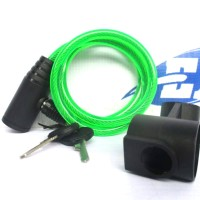 Kunci Gembok Sepeda Murah / Bicycle Cable Safety Lock Berkualitas
