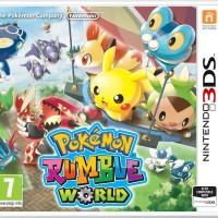 game pokemon rumble nintendo 3ds