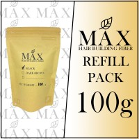 Toppik refill 100 gr MAX 100gr caboki fiber sevich hair fiber rambut