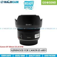Lens Hood for Canon ES-68II (fix EF 50mm f/1.8 STM)