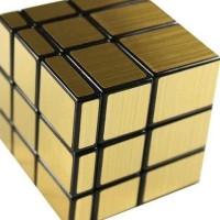 Promo Rubik Mirror 3X3 Yongjun Magic Cube 3X3X3
