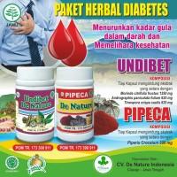 Obat Herbal Diabetes Terbukti Berkhasiat dari de Nature