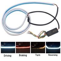 Lampu Bagasi RGB Running 1.2 Meter Car Tail Box Lamp Led Bagasi 12V