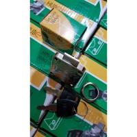 Kunci Pintu Lemari Laci HUBEN HM 181-22-M2 Drawer Lock Ekonomis Murah