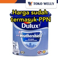 Dulux Weathershield Primer / Cat Dasar Exterior Galon (2,5L)