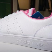Dijual Sepatu Casual Adidas Neo Advantage Women Full White Put Limited
