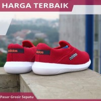TERMURAH Sepatu Casual Sport Adidas Alphabounce Slip On Berkualitas