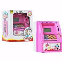 Mainan ATM BANK Kuda Pony 6305D