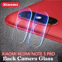 Tempered Glass Kamera Xiaomi Redmi Note 5 Pro - Lens Camera Protector