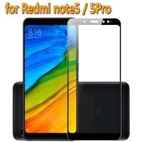 Tempered Glass Redmi Note 5 Pro Screen Protector XZ3
