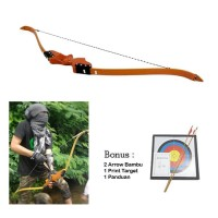 Gold Meanders Bow / Panahan Archery