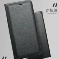 Flip Wallet Leather Book Cover Case Kulit Samsung Galaxy J8 2018