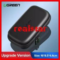 Ugreen Case Eva for Hard Disk Powerbank Earphone Hard Drive SSD Small