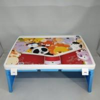 meja lipat napolly / meja laptop / meja kasur / meja anak