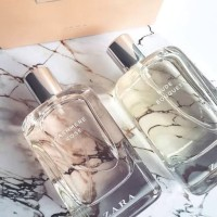 Parfum Ori Zara Nude Bouquet 100ML & Zara Cashmere Rose 100ML No Box
