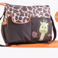 Tas Perlengkapan Bayi Traveling Bag Import