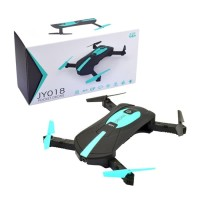 JY018 Selfie Drone Mini Foldable Wifi 2.0MP Camera G-Sensor Altitude