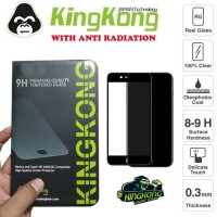 Iphone 7 Premium Full Cover Tempered Glass by Kingkong