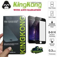 Iphone 7 Plus Premium Full Cover Tempered Glass by Kingkong