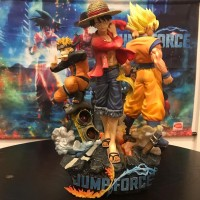CD Playstation 4 PS 4 PS4 Jump Force Collector's Edition REG 3 NEW MIB
