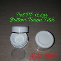 Pot PP / Pot Cream / Pot Jar 12.5gr