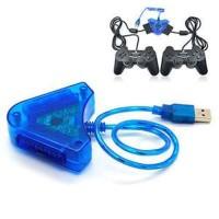 Converter Usb - Pc To Stick Ps - Konverter Playstation Double