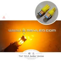 Lampu LED Senja Sein Sen T10 7014 7020 10 titik Motor Mobil AC DC