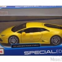 Diecast maisto 1/24 Lamborghini Huracan LP 610-4, Green