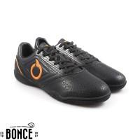Sepatu Futsal OrtusEight Genesis IN Black Original