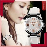 """New"""" SKMEI Fragrant 9075 Putih Original Jam Tangan Import Tahan Air"""