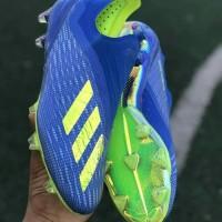 New Sepatu Bola Adidas X 18 1 Shadow Mode Blue