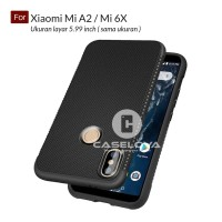 Case For Xiaomi Mi A2 / Mi 6X Protection Anti Slip TPU