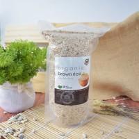 House Of Organix Brown Rice ( Beras Coklat Organik )