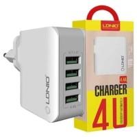 Charger Adaptor LDNIO A4403 5V 4.4A 4-Port Universal USB