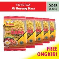 Mi Burung Dara Original Promo Pack (5 pcs)
