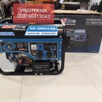 Mesin Genset Bensin gasoline Multipro GG3900/4SW Multipro GG 3900/4 SW