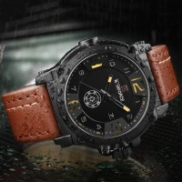 Jam Tangan Pria NAVIFORCE NF9099 Original Casual Quartz Waterproof