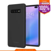 Case Galaxy S10 Plus / S10e / S10 Spigen Softcase Silicone Fit Casing