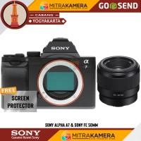 Kamera Sony Alpha A7 & Sony FE 50mm