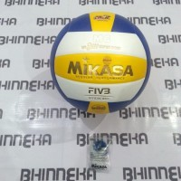 Terlaku Bola Voli / Bola Volley Mg Mv 2200 Super Gold (Original)