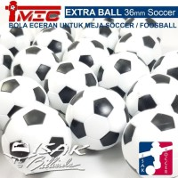 Terlaris Bola Foosball Soccer Table - 36 Mm Ball - Meja Mainan Hadiah