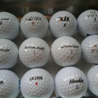 Paling Murah Bola Golf Mixed